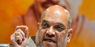 Only Congress and JD(S) are celebrating, not Karnataka people: Amit Shah
