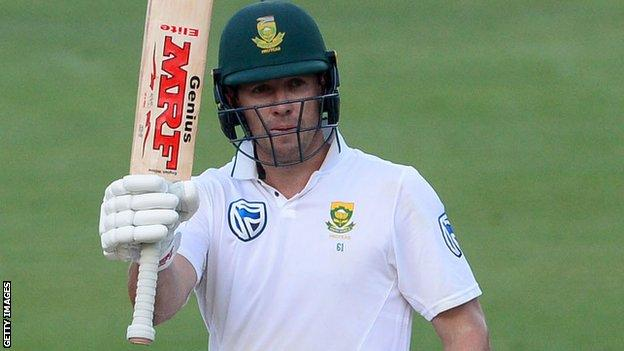 AB de Villiers: South Africa batsman retires from international cricket