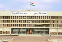 politics/sudden-cleaning-in-swarnim-sankuls-old-offices-create-rumors-of-expanding-in-rupani-cabine