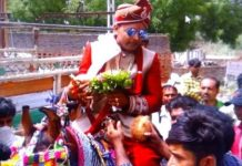 ahmedabad-news/other/dalit-youth-wedding-procession-in-parsa