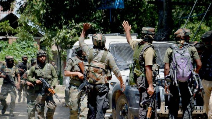 Three civilians killed as army fires at stone-pelters in Kashmir's Kulgam