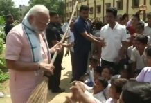NAT-HDLN-pm-narendra-modi-launched-swachhta-hi-seva-movement-today-upto-gandhi-jayanti-gujarati-news