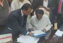madhya pradesh assembly elections chief minister kama nath signs on the files