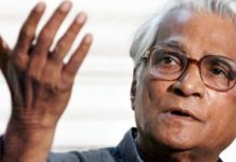 Former Defence Minister George Fernandes, long-time socialist and a trade unionist, who fought the Congress all his life died on Tuesday after prolonged illness. He was 88.