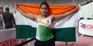annu rani and parul chaudhary win medals in asian athletics championship