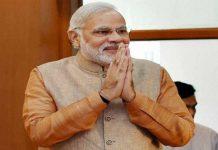 Prime Minister of India: Narendra Modi