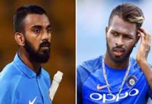 India cricketers Hardik Pandya and K L Rahul fined Rs 20 lakh each by the BCCI