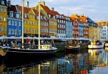 Denmark is the happiest country in the world